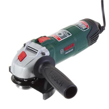 Болгарка Bosch PWS 850-125 850 Вт 125 мм цена