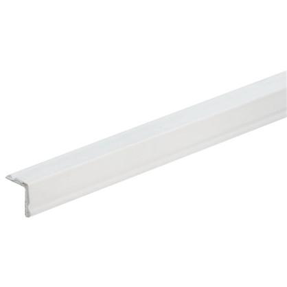 Угол 25х25х2700 мм ПВХ вспененный цвет белый цена