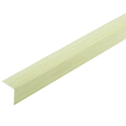 Угол 30x30x2700 мм ПВХ цвет салатовый цена