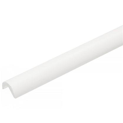 Угол 3/4 2700 мм ПВХ вспененный цвет белый цена