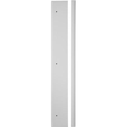 Угол для кухонного шкафа Леда белая 4х70 см цена