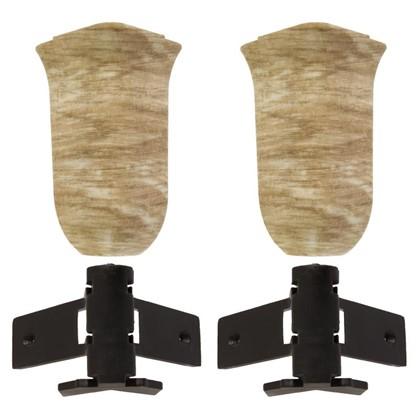 Угол для плинтуса внешний Artens Перуджа 65 мм 2 шт.