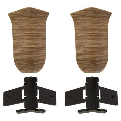 Угол для плинтуса внешний Artens Прато 65 мм 2 шт. цена