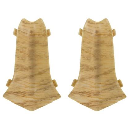 Угол для плинтуса внутренний Artens Терна 65 мм 2 шт. цена