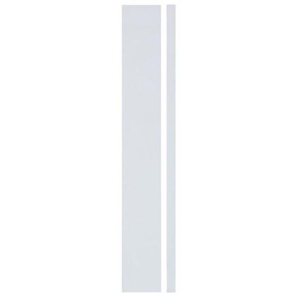 Угол для шкафа Delinia Фенс 4х70 см МДФ цвет белый
