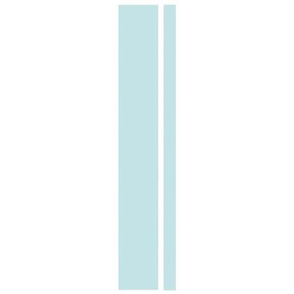Угол для шкафа Delinia Фенс мята 4х70 см