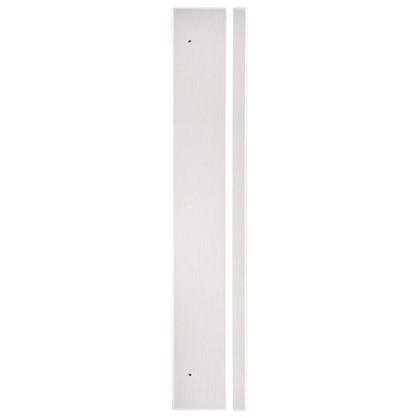 Угол для шкафа Ницца 4х70 см цвет коричневый