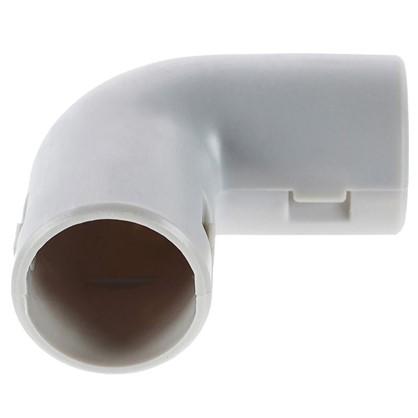 Угол для труб сборный 90 градусов Экопласт D25 мм 5 шт.
