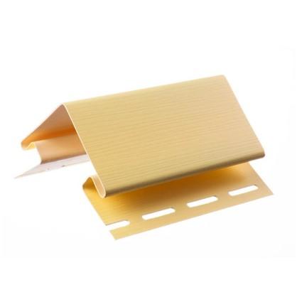 Угол наружный 3 м цвет желтый