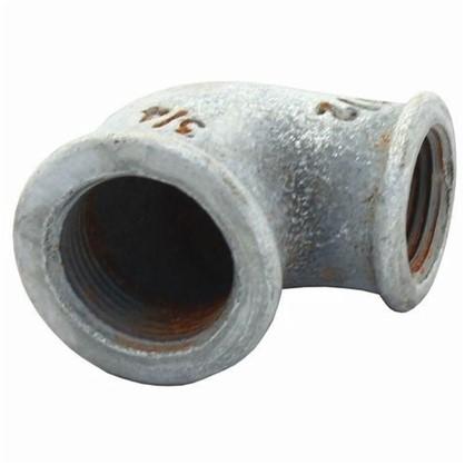Угол переходной оцинкованный внутренняя резьба 3/4х1/2 мм чугун цена