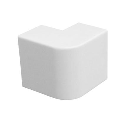 Угол внешний 40/25 мм цвет белый 4 шт.