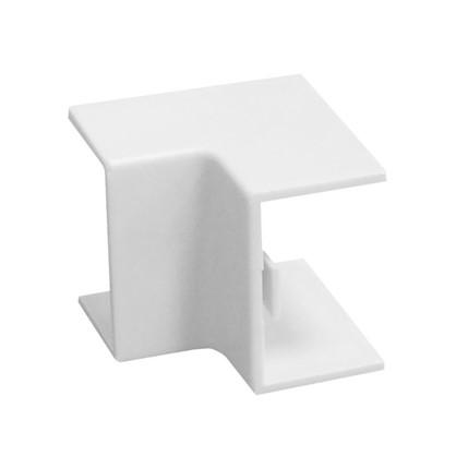 Угол внутренний 15/10 мм цвет белый 4 шт. цена