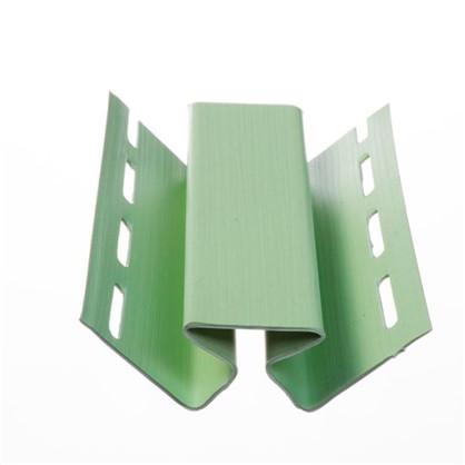 Угол внутренний 3 м цвет светло зелёный цена