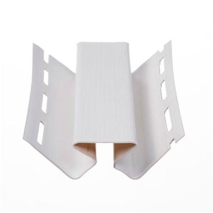 Угол внутренний 3000 мм цвет белый цена