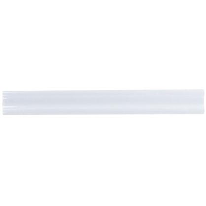Уголок керамический прямой 200х25 мм цвет белый цена