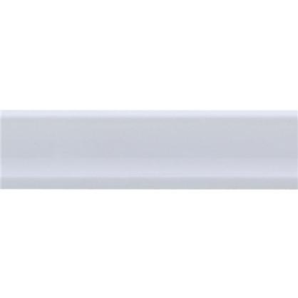 Уголок керамический прямой 250х35 мм цвет белый цена