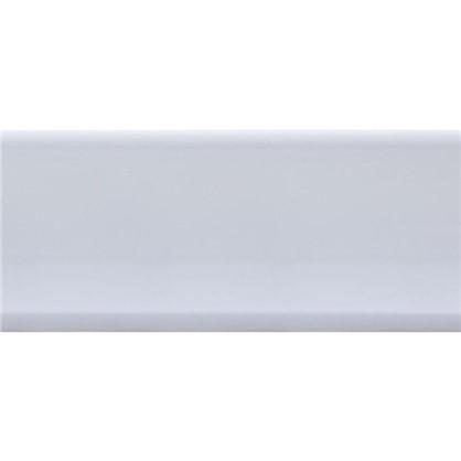 Уголок керамический прямой Алтай 200х55 мм цвет белый