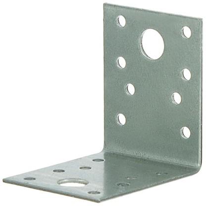 Уголок крепежный 70х70х55х2 мм цена