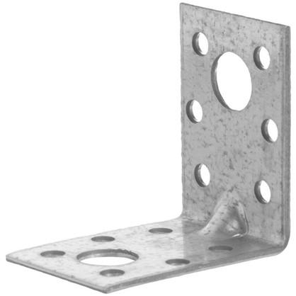 Уголок крепежный усиленный 50x50x35x2 мм цена