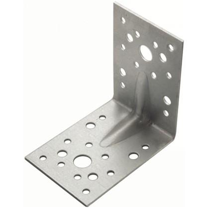 Уголок крепежный усиленный 90х90х65х2 мм цена