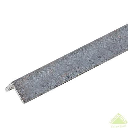 Уголок металлический 75x75x5x2920 мм цена
