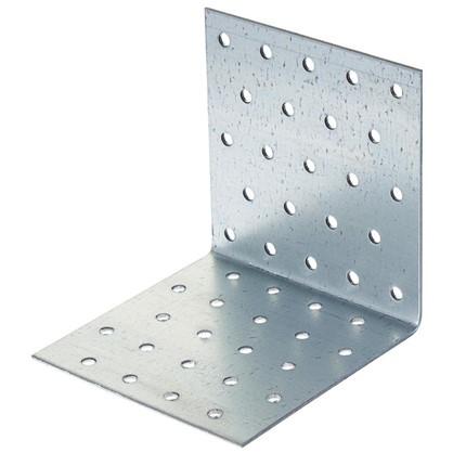 Уголок соединительный 100x100x100x1.8 мм цена