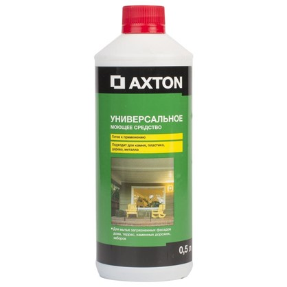 Универсальное моющее средство Axton 0.5 л цена