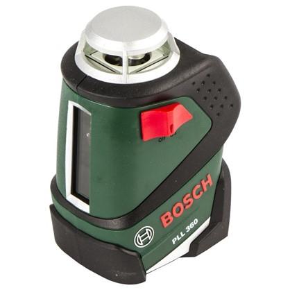 Уровень лазерный Bosch PLL360 c дальностью до 20 м цена
