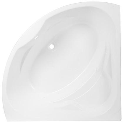 Акриловая ванна Корнер 135х135 см цена