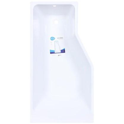 Ванна Оптима левосторонняя 150х80 см цена