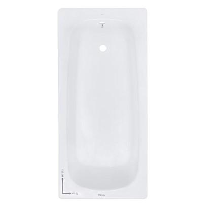 Чугунная ванна Roca Континенталь 150х70 см цена
