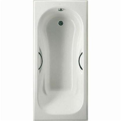 Чугунная ванна Roca Малибу 170х75 см цена