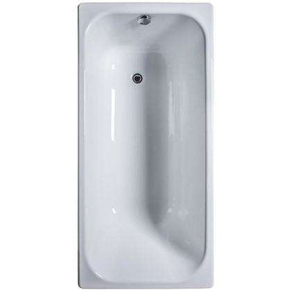 Чугунная ванна Универсал Ностальжи 160х75 см цена