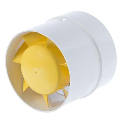 Вентилятор канальный Домовент 100 ВКО D100 мм 14 Вт