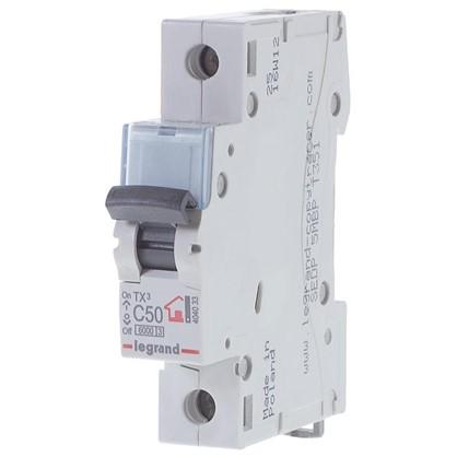 Автоматический выключатель Legrand 1 полюс 50 А