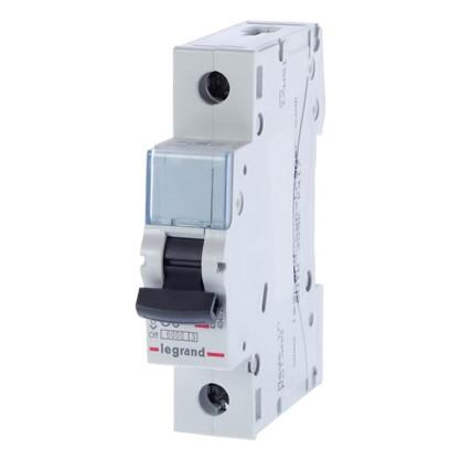 Автоматический выключатель Legrand 1 полюс 6 А цена
