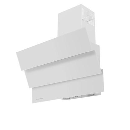 Вытяжка Maunfeld Cascada Mini 60 см цвет белый цена