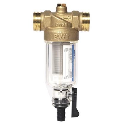 Водоочиститель BWT Protector Mini 3/4 дюйма для холодной воды 100 мкм цена