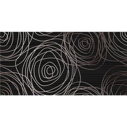 Вставка Ночь 25х50 см цвет черный