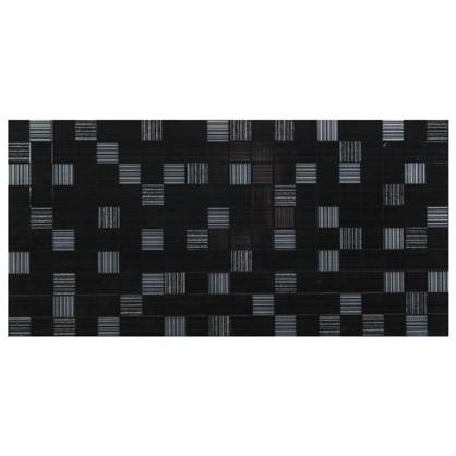 Вставка Пиксел 25х50 см цвет черный цена