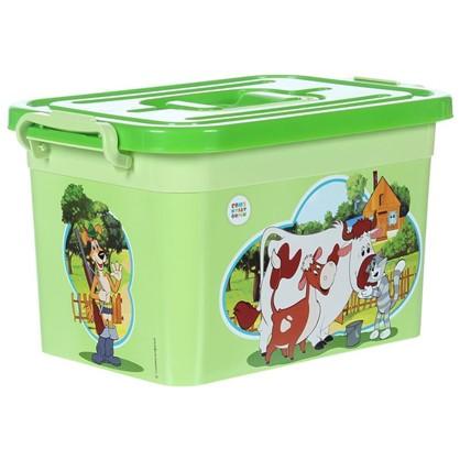 Ящик для игрушек Союзмультфильм 6.5 л цена