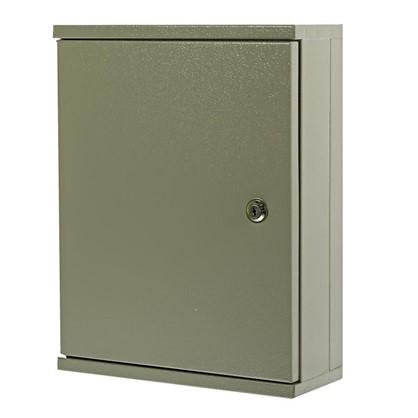 Ящик офисный с DIN-рейкой Мэк 395x310x120 мм металлический цена