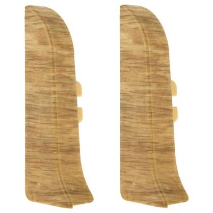 Заглушка для плинтуса левая и правая Artens Модена 65 мм 2 шт.
