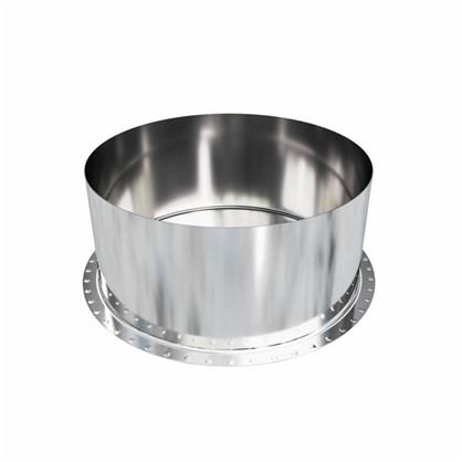Заглушка глухая 120х0.5 мм нержавеющая сталь цена