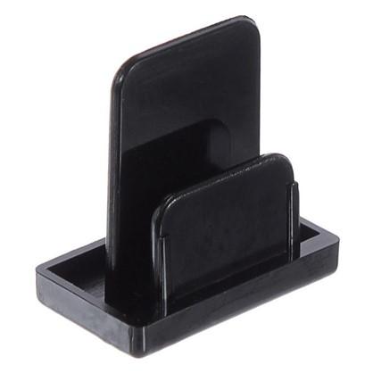 Заглушка на шину цвет черный цена