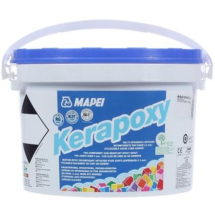 Эпоксидная затирка Kerapoxy N.111 цвет светло-серый 2 кг
