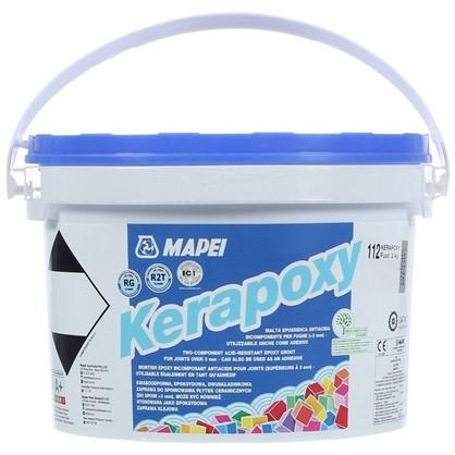 Эпоксидная затирка Kerapoxy N.112 цвет серый 2 кг цена