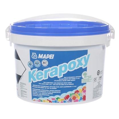 Эпоксидная затирка Kerapoxy N.120 цвет чёрный 2 кг цена