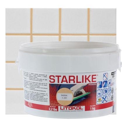 Эпоксидная затирка Litochrom Starlike C250 1 кг цвет бежевый цена