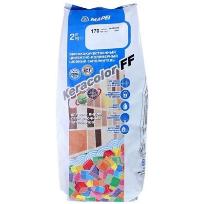 Затирка Keracolor FF цвет крокус 2 кг цена